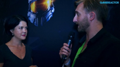 Halo Channel - Kiki Wolfkillin haastattelu