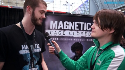 Magnetic: Cage Closed - Marcus Billborg Interview