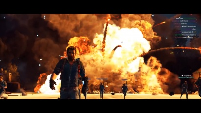Just Cause 3 - Nanos-moninpelimodi