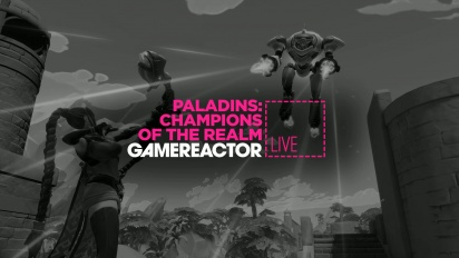 GR Liven uusinta: Paladins: Champions of the Realm (PS4)