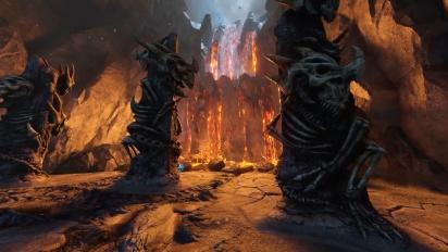 Quake Champions – Burial Chamber Arena -traileri
