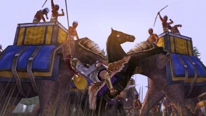 Rome: Total War - Alexander iPadille -traileri