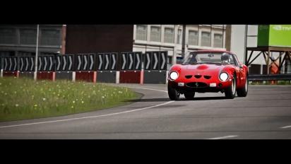 Assetto Corsa - Ferrari 70th Anniversary DLC -traileri