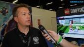 Lego Dimensions - Nick Ricks haastattelussa