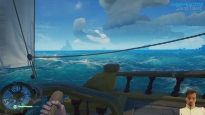 Gamereactor pelaa - Sea of Thieves Closed Beta #2