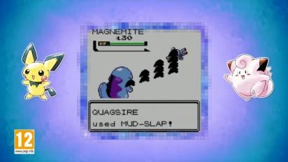 Pokémon Crystal Version - 3DS-julkaisutraileri