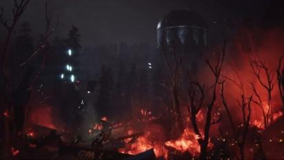 Earthfall - Inferno Update -traileri