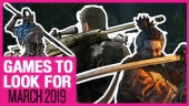 Games to Look For - March 2019