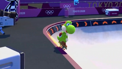 Mario & Sonic at the Olympic Games Tokyo 2020 - E3 2019 -traileri