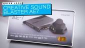 Nopea katsaus - Creative Sound Blaster AE-7