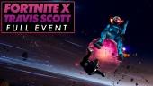 Fortnite X Travis Scott - Full Event