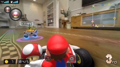 Mario Kart Live: Home Circuit - julkistustraileri