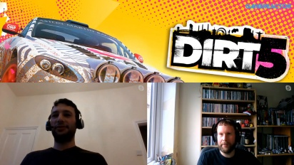 Dirt 5 - Robert Karp and Mike Moreton haastattelussa