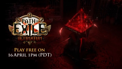 Path of Exile - April Expansion -pätkä