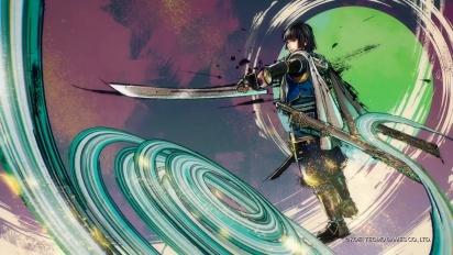 Samurai Warriors 5 - viimeinen traileri