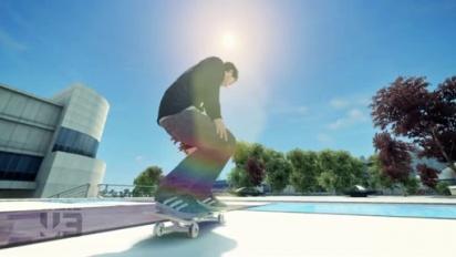 Skate 3 - Demo Trailer