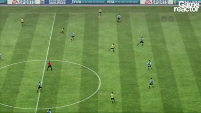 FIFA 2010 World Cup: South Africa - Two Buttons Tutorial