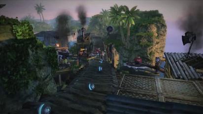 Gameglobe - Meet the Mercenaries Tariler
