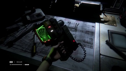 Alien: Isolation - How to Guide:  Motion Tracker Trailer