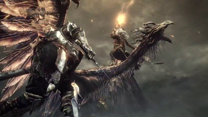 Dark Souls III - Accursed Launch Trailer