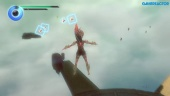 Gravity Rush 2: PS4-pelikuvaa