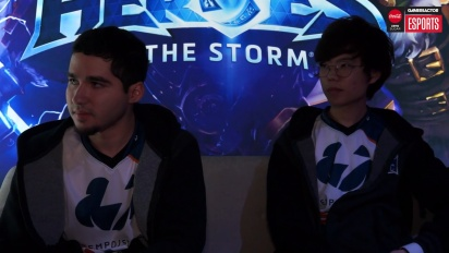 IEM Katowice - Fury and Jun Interview from Tempo Storm