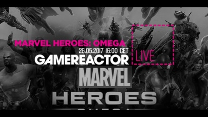 GR Liven uusinta: Marvel Heroes Omega osa 1
