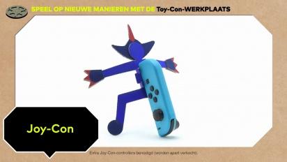 Nintendo Labo - Toy-Con Garage Video