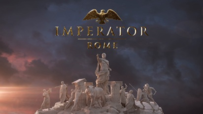 Imperator: Rome - julkistustraileri