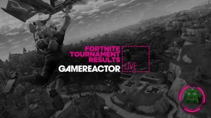 Fortnite - Livestream-uusinta (sis. turnausvoittajien julkistus)
