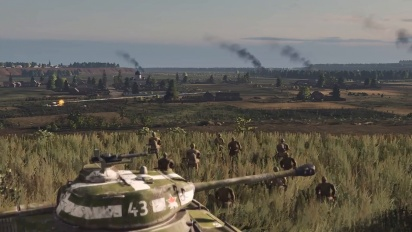 Steel Division 2 - In-Game-traileri