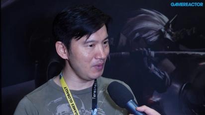 Conqueror's Blade - Wang Xi haastattelussa