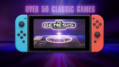 Sega Mega Drive Classics - Features-traileri