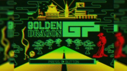 Travis Strikes Again: No More Heroes - Golden Dragon GP -traileri
