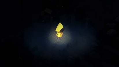 Very Little Nightmares - iOS - pätkä