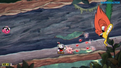 Cuphead - Treetop Trouble Nintendo Switch -pelikuvaa