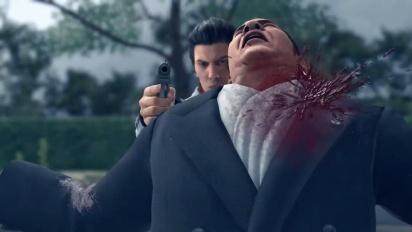 Yakuza Kiwami 2 - PC-traileri