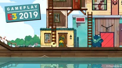 Spiritfarer - E3-pelikuvaa