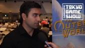 The Outer Worlds - Matthew Singh TGS haastattelussa
