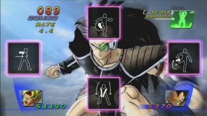 Dragon Ball Z for Kinect - Comic Con Trailer