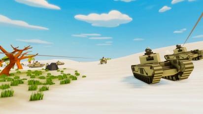 Total Tank Simulator - traileri