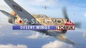 IL-2 Sturmovik: Desert Wings - TOBRUK Expansion - julkistustraileri