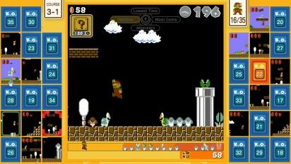 Super Mario Bros. 35 - julkistustraileri