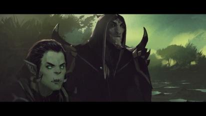 Shadowlands Afterlives - Maldraxxus