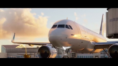 Microsoft Flight Simulator Accolades Traileri