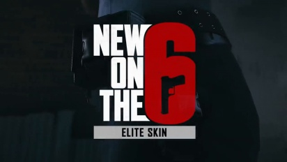 Rainbow Six Siege - Zofia Elite Set: Resident Evil Collaboration (PS4)