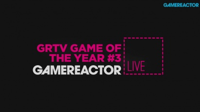 GRTV Game of the Year #3 - Livestream Replay