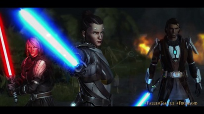 Knights of the Fallen Empire - Anarchy in Paradise Firebrand Teaser