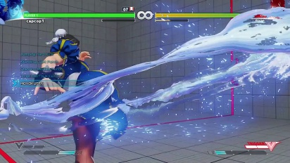 Street Fighter V - March Update Overview