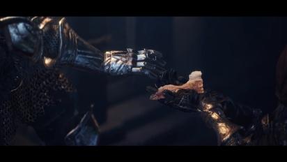 Dark Souls III - Ashes of Ariandel -julkistustraileri